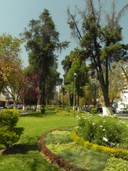 Boulevard de Cochabamba, Bolivia