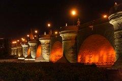 Puente en Madrid