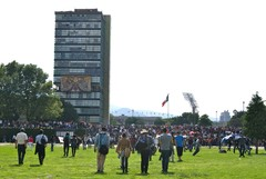 Marcha #YoSoy132 en CU
