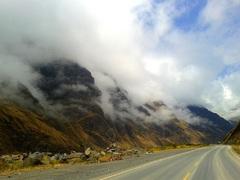 Retornando a La Paz, Bolivia