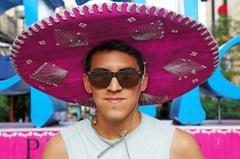 Con mi sombrero de mariachi