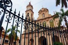 Iglesia y Ex convento en Jujuy