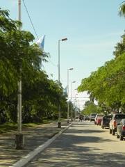 Calle principal de la ciudad de Formosa