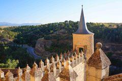Ala del Alcázar de Segovia