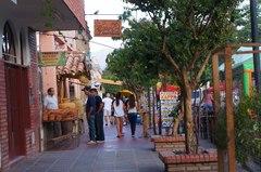 Caminando por las calles de Cafayate