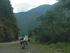 Por la amazonia de Perú, camino a Tambopata