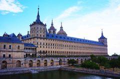 Monasterio de El Escorial, España