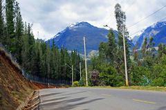 Pico de la Cordillera Blanca, Huaraz