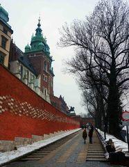 Castillo de Wawel, Cracovia