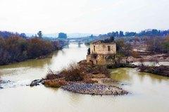 Riviera del río en Córdoba
