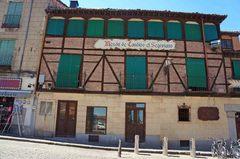Calle de Segovia, España