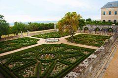 Jardines del Monasterio de El Escorial, España