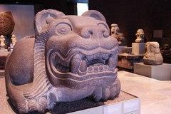 Sala Azteca del Museo INAH