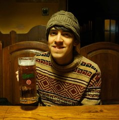 Una cerveza en Budapest