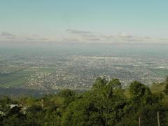 Vista desde el Cerro San Javier, San Miguel de Tucumán