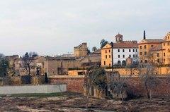 Córdoba desde la riviera del río