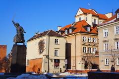 Casco antiguo de Varsovia