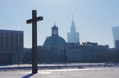 Invierno en Varsovia