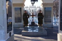Tumba del soldado desconocido, Varsovia