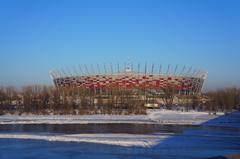 Estadio Nacional de Varsovia