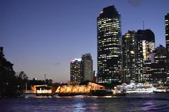 Edificios de la ciudad de Brisbane