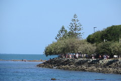 Mar en Redcliffe
