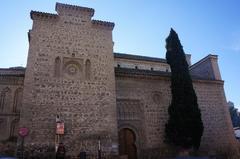 Sinagoga en Toledo