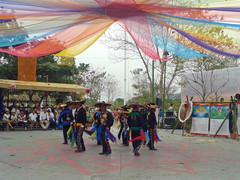 Danza en el Festival Cumbre Tajín 2015