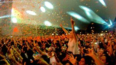 Concierto en el Festival Cumbre Tajín 2015
