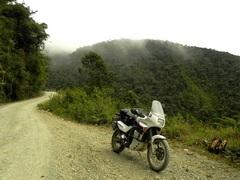 El Camino de La Muerte, Bolivia