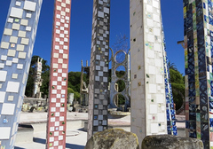 Escultura Jardim Da Água de Caldas da Rainha