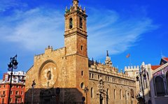 Parroquia en Valencia