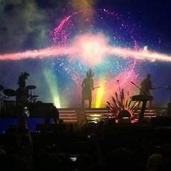 Empire of the Sun en el Festival Cumbre Tajín 2015