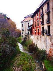 Callejón de los Tristes, Granada