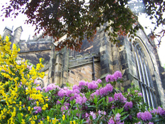 Holy trinity church de Huddersfield