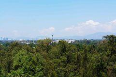 Vista del suroeste de la ciudad