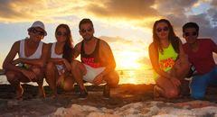 Atardecer en la Bahía de San Antonio, Ibiza