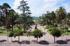 Plaza Belgrano en Jujuy