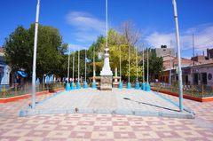 Plaza de Armas de Uyuni