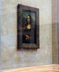 La Gioconda, Museo del Louvre, París