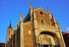 Monasterio San Jerónimo el Real, Madrid