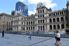 Antiguo Edificio del Tesoro