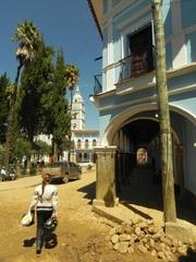 Un pueblito perdido en Bolivia