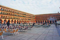 Plaza mayor de Córdoba