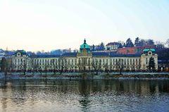 Palacio de Gobierno de la República Checa, Praga