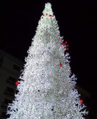 Zoom árbol de Navidad
