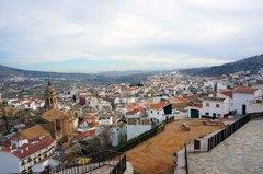 En un pequeño pueblo de Andalucía