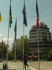 Plaza de Banderas, Cochabamba, Bolivia