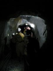 Las minas de Potosí, Bolivia