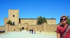 Castillo de Pedraza, España